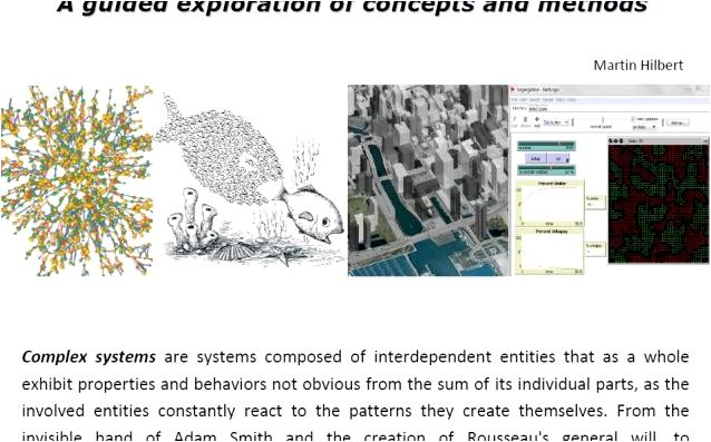 Complex Social Systems