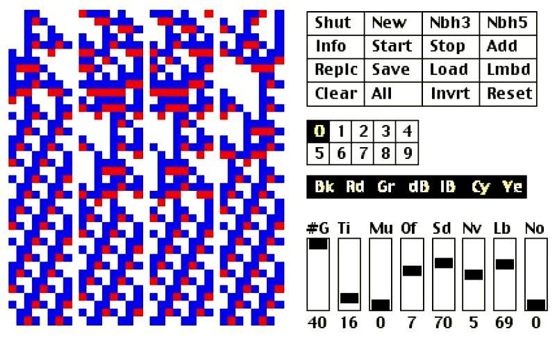 Fundamental Concepts of Cellular Automata SpringerLink