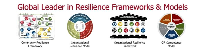 ICOR Resilience Frameworks has to