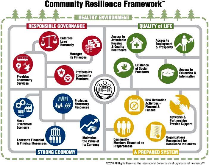ICOR Resilience Frameworks