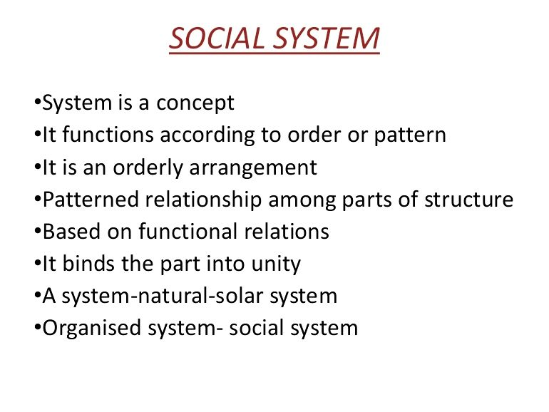 The System and also the Social System The Healthcare System of Industrialized