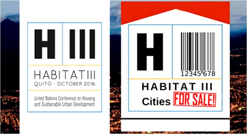 Urban Infrastructure and Fundamental Services, including energy - Special Sessions Habitat III to satisfy the