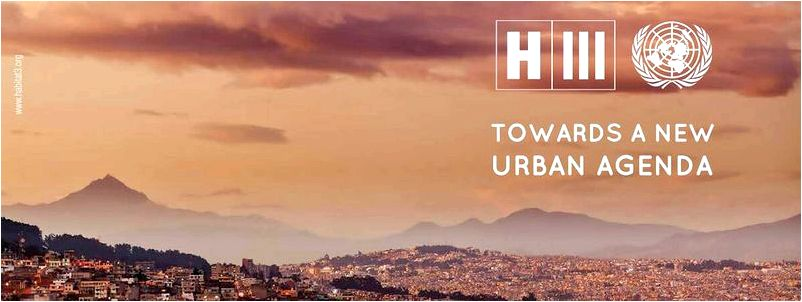 Urban Infrastructure and Fundamental Services, including energy – Special Sessions Habitat III