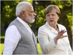 Narendra Modi In Germany: &#039Made For Each Other&#039, Says PM On Ties